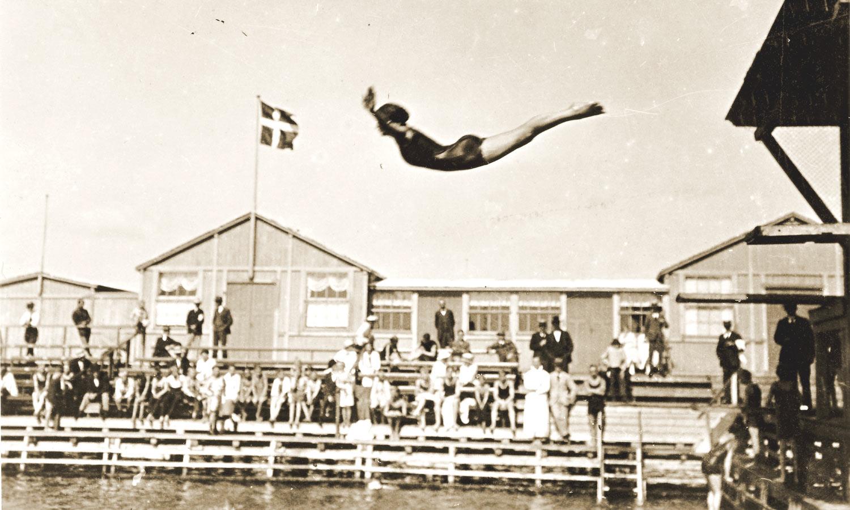 Stefanie Fryland Clausen - Helgoland Swim Baths - Denmark